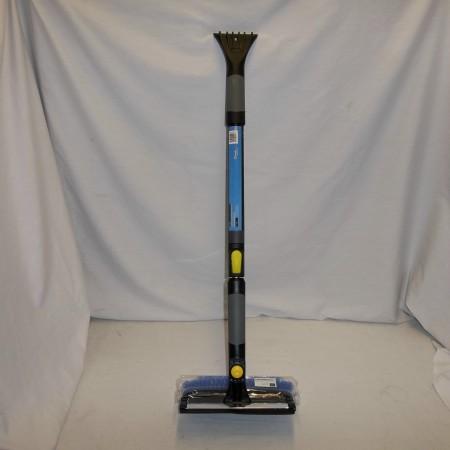 BA2988 Telescopic 3 in 1 Snow Brush Laser