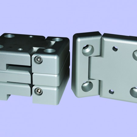 DA1131 ALUMINIUM SERIES DEFENDER DOOR HINGE KIT