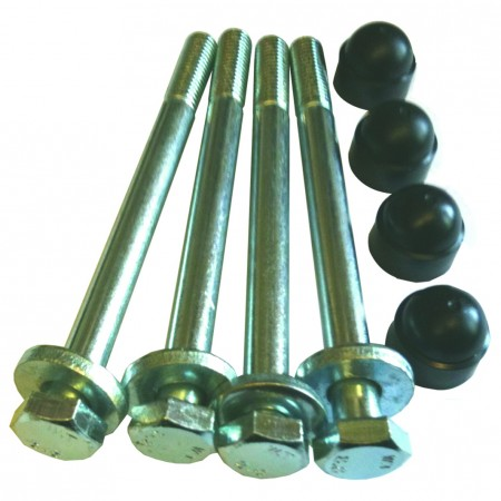 DA1139 DEFENDER STAINLESS STEEL BUMPER BOLT SET