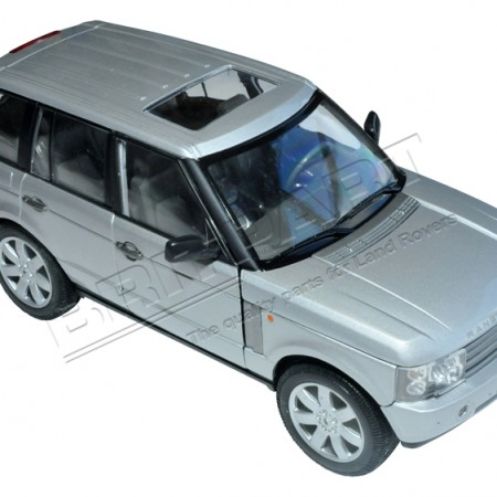 DA1220 RANGE ROVER L322 VOGUE MODEL SILVER