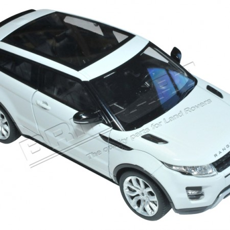 DA1222 RANGE ROVER EVOQUE MODEL 2 DOOR WHITE