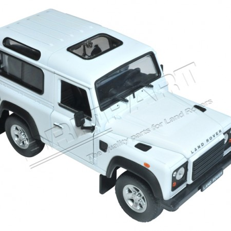 DA1223 LAND ROVER DEFENDER 90 MODEL WHITE