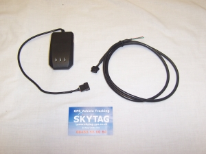 SKYTAG GPS Tracker System Fitted or supplied