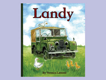 LANDY STORY BOOK BY VERONICA LAMOND