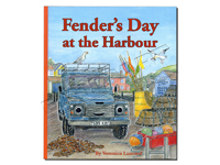 FENDER HARBOUR STORY BOOK BY VERONICA LAMOND